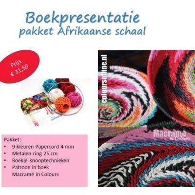 pakket afrikaanse schaal