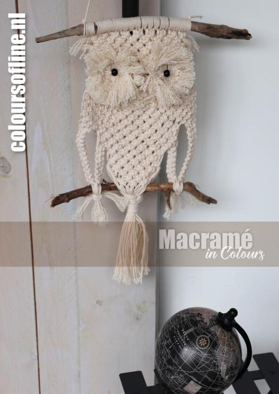 Creatief met macrame